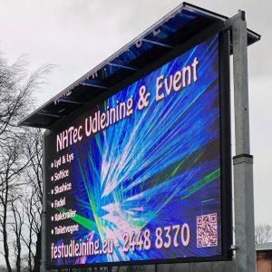 LED Skærme Event Udlejning